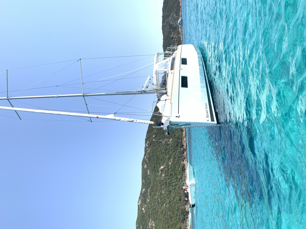 Verhuur Zeilboot in Alzachèna/Arzachena - Bénéteau Oceanis 35.1