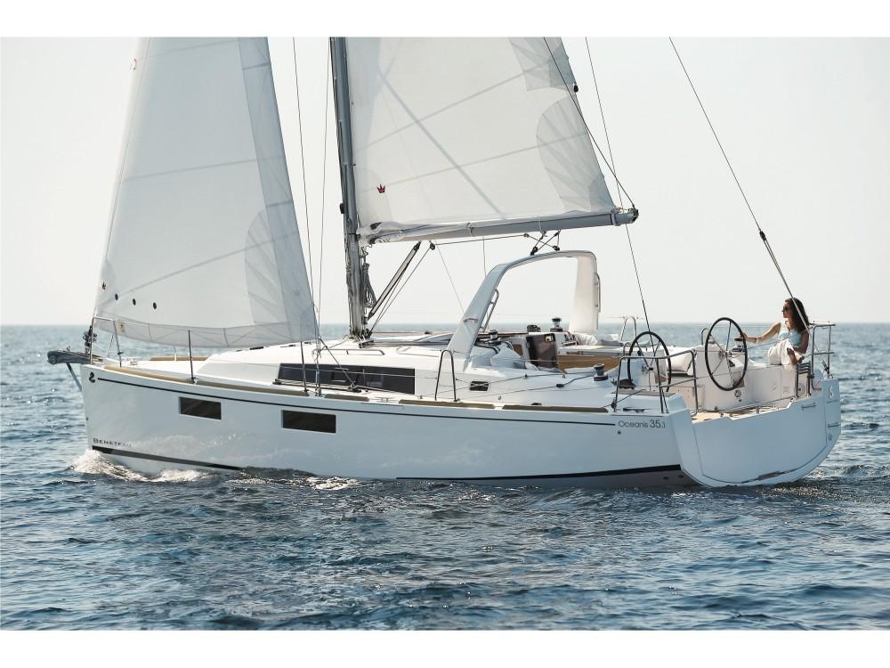 Jachthuur in Alzachèna/Arzachena - Bénéteau Oceanis 35.1 via SamBoat