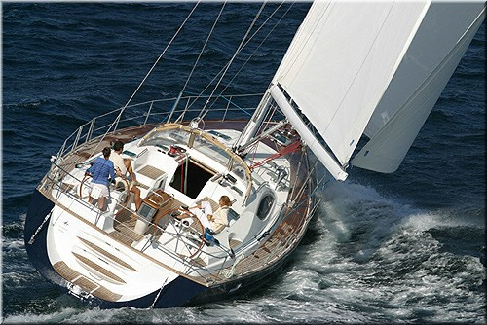 Verhuur Zeilboot in Rogoznica - Jeanneau Sun Odyssey 54DS