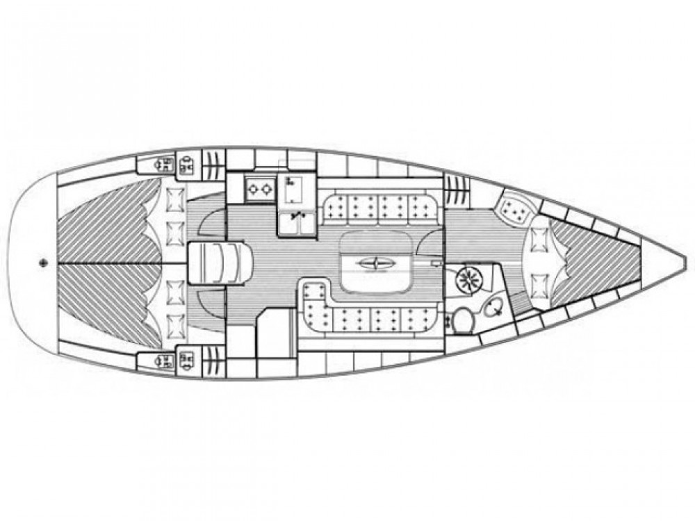 Zeilboot te huur in Rogoznica voor de beste prijs