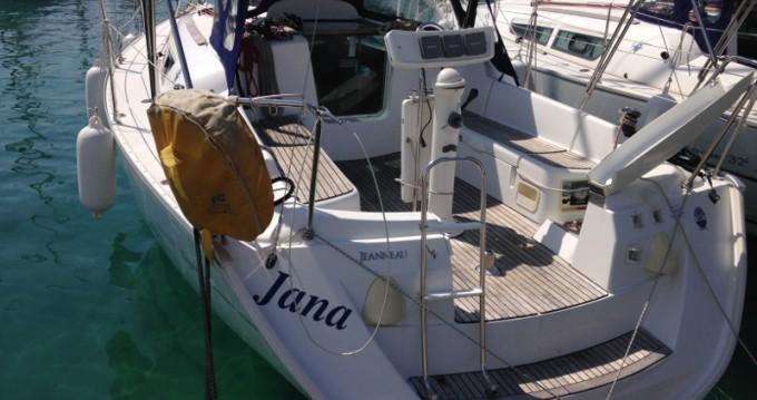 Jachthuur in Rogoznica - Jeanneau Sun Odyssey 32i via SamBoat