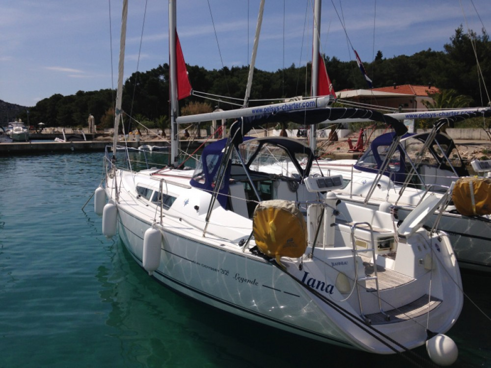 Jeanneau Sun Odyssey 32i te huur van particulier of professional in Rogoznica