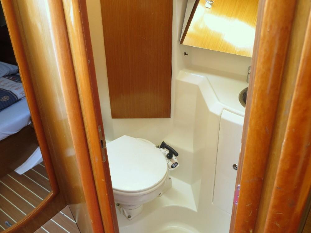 Verhuur Zeilboot in Rogoznica - Jeanneau Sun Odyssey 36i
