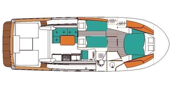 Jachthuur in Rogoznica - Bénéteau Antares 10.80 via SamBoat