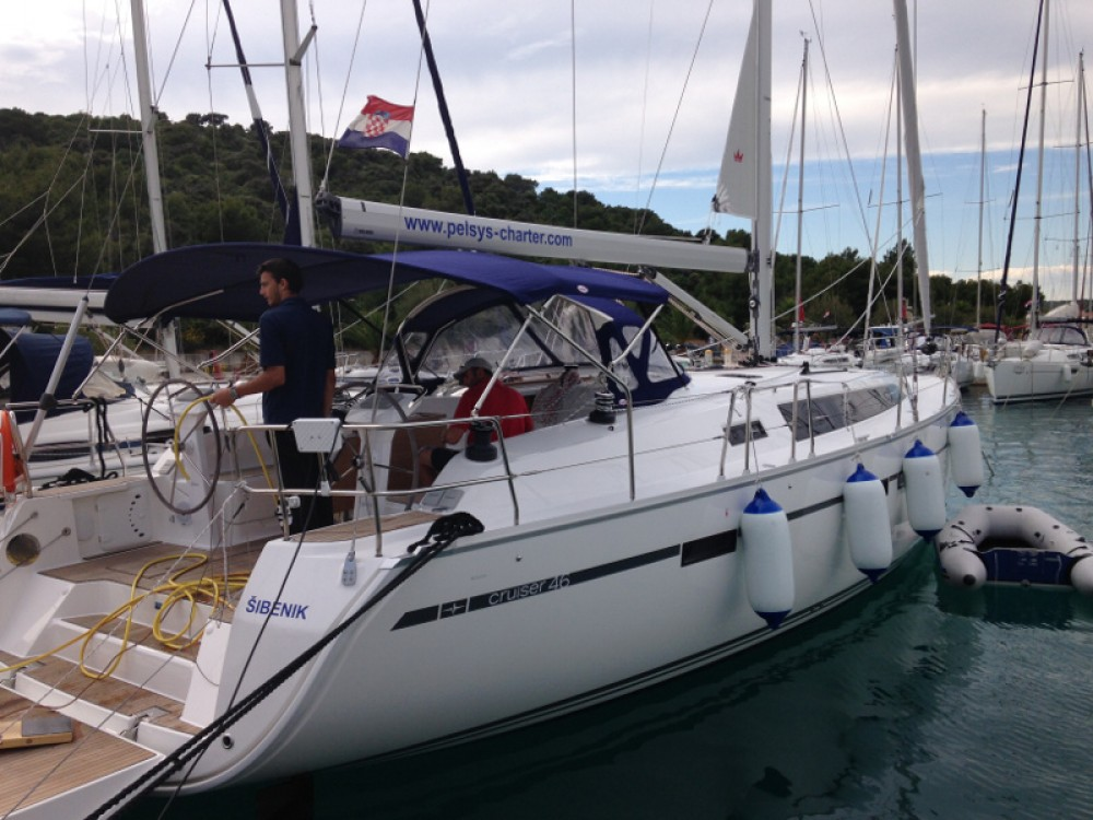 Bootverhuur Bavaria Bavaria Cruiser 46 in Rogoznica via SamBoat