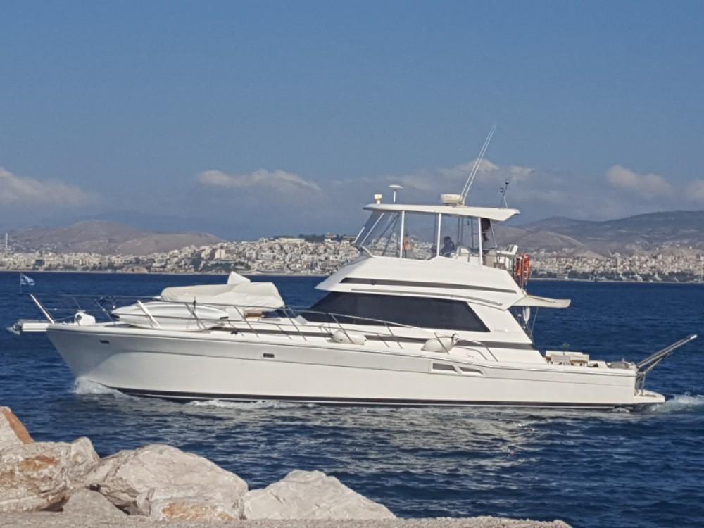 Verhuur Motorboot Riviera met vaarbewijs