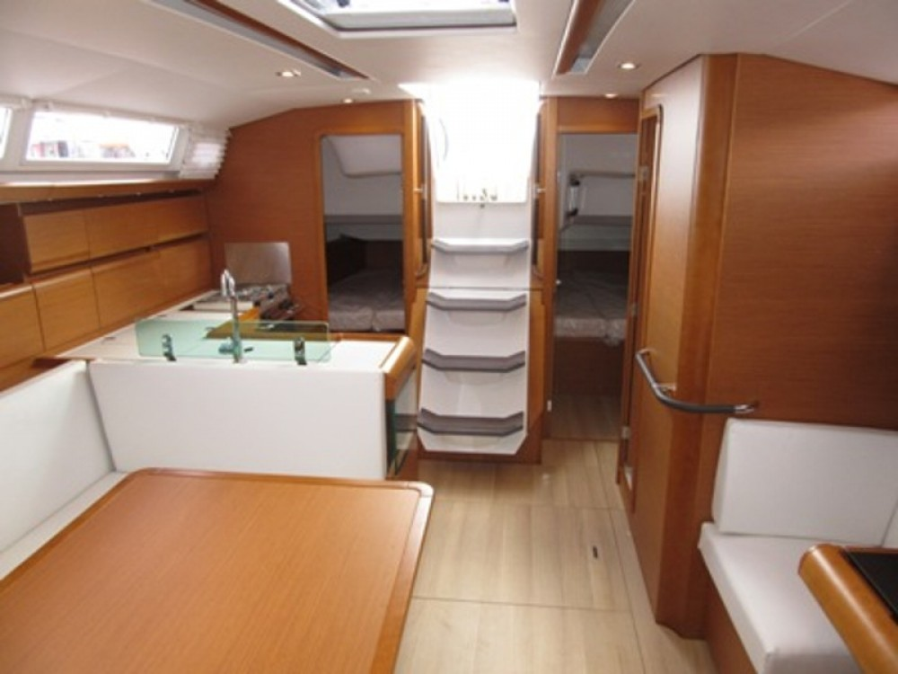 Jeanneau Sun Odyssey 449 te huur van particulier of professional in Göteborg City Marina