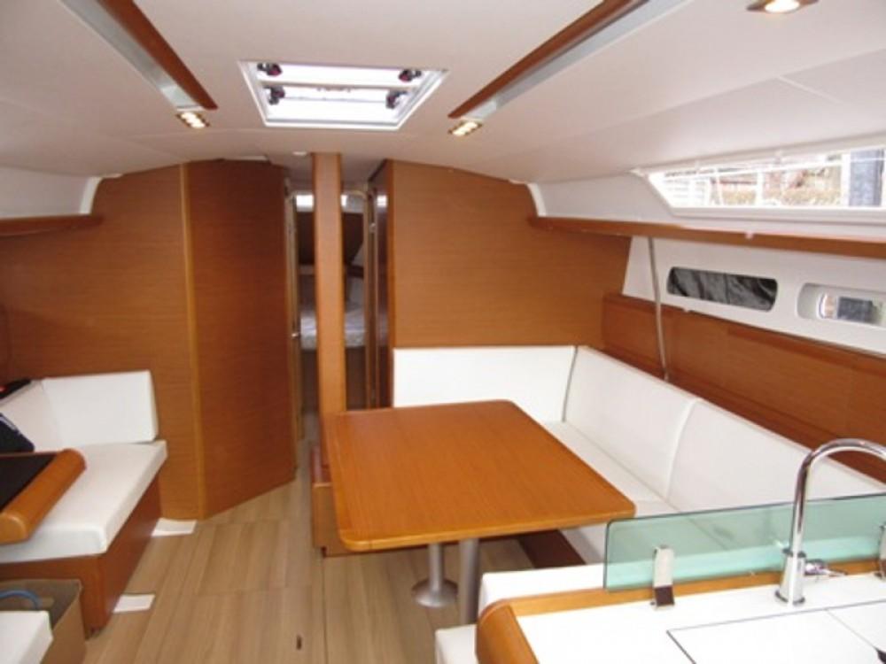 Verhuur Zeilboot in Göteborg City Marina - Jeanneau Sun Odyssey 449