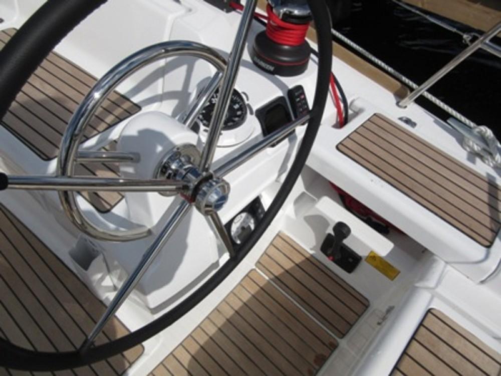 Jachthuur in Göteborg City Marina - Jeanneau Sun Odyssey 449 via SamBoat