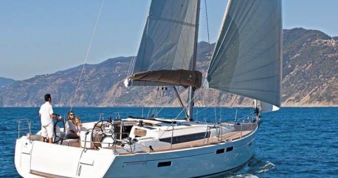 Verhuur Zeilboot in Can Pastilla - Jeanneau Sun Odyssey 519