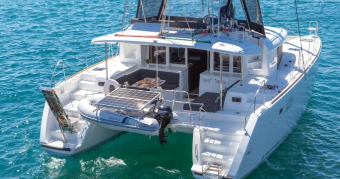 Bootverhuur Préveza goedkoop Lagoon 450 F