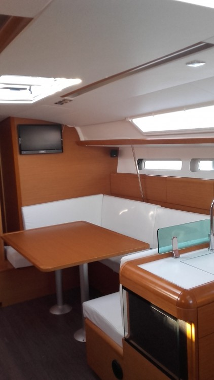 Verhuur Zeilboot in Sukošan - Jeanneau Sun Odyssey 449