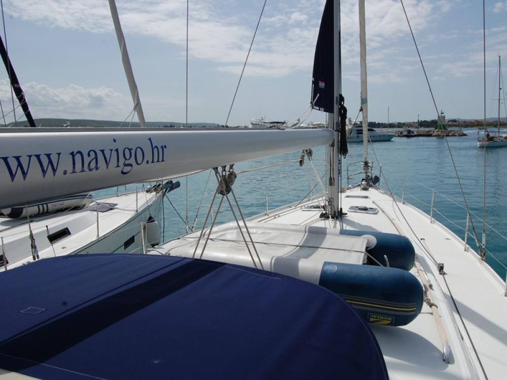 Bootverhuur Bénéteau Cyclades 50.5 in Sukošan via SamBoat