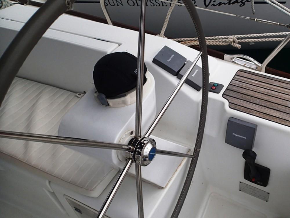 Jachthuur in Sukošan - Jeanneau Sun Odyssey 45 via SamBoat