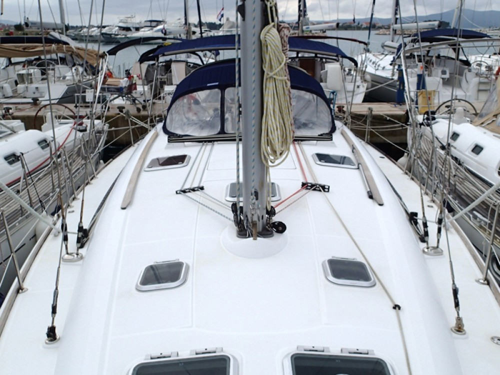 Bootverhuur Jeanneau Sun Odyssey 45 in Sukošan via SamBoat