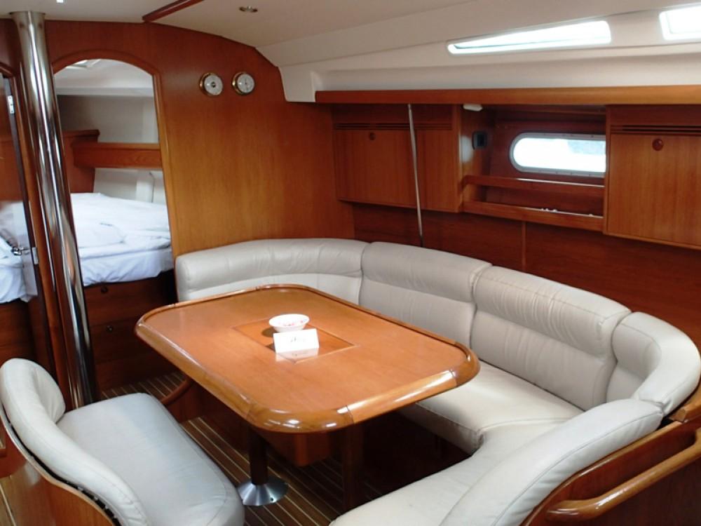 Verhuur Zeilboot in Sukošan - Jeanneau Sun Odyssey 45