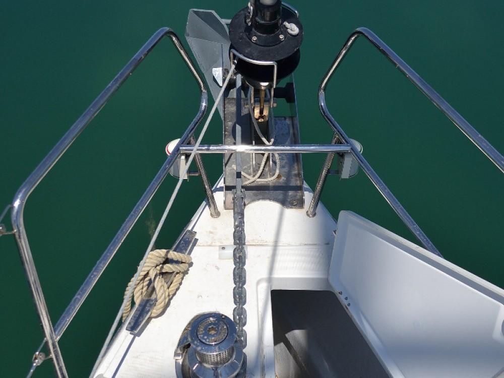 Verhuur Zeilboot in Sukošan - Jeanneau Sun Odyssey 509