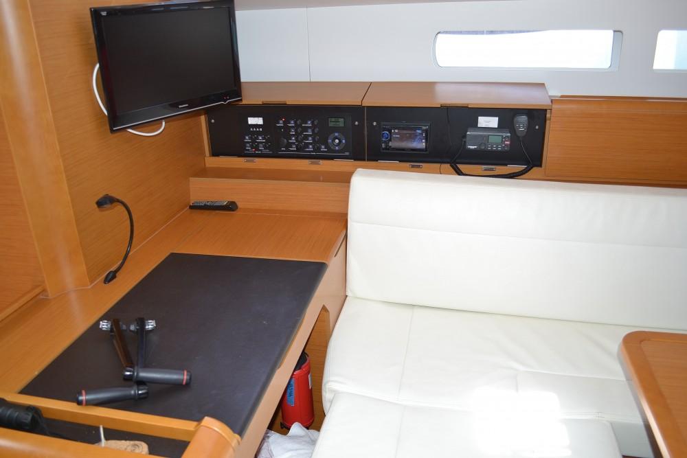 Bootverhuur Jeanneau Sun Odyssey 509 in Sukošan via SamBoat