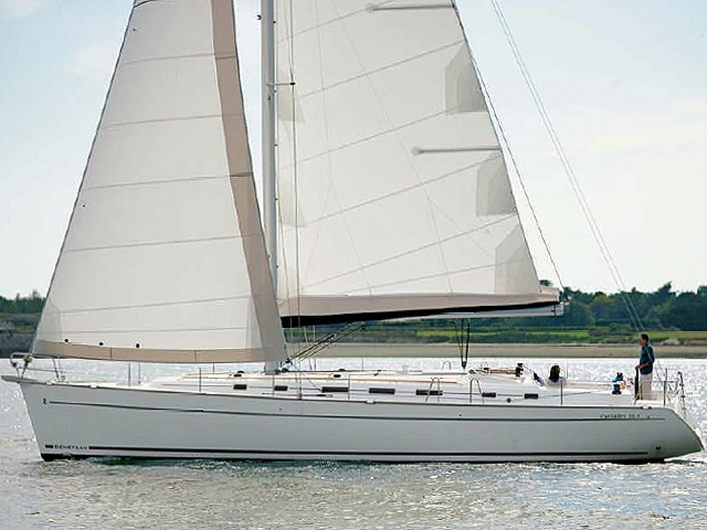 Verhuur Zeilboot in Sukošan - Bénéteau Cyclades 50.5