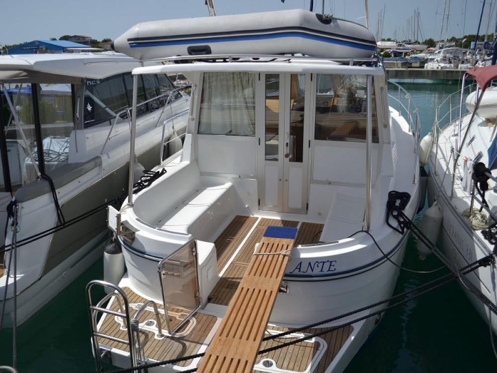 Verhuur Motorboot in Sukošan - Sas Vektor ADRIA 1002