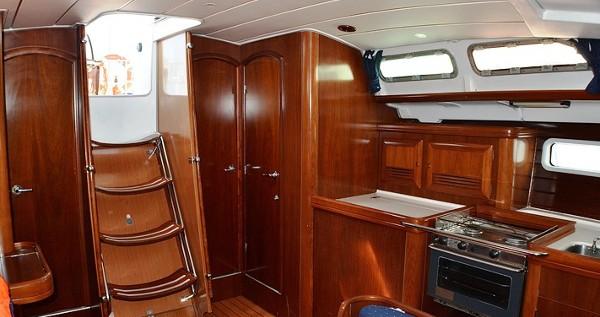 Jachthuur in Sukošan - Bénéteau Oceanis Clipper 423 via SamBoat