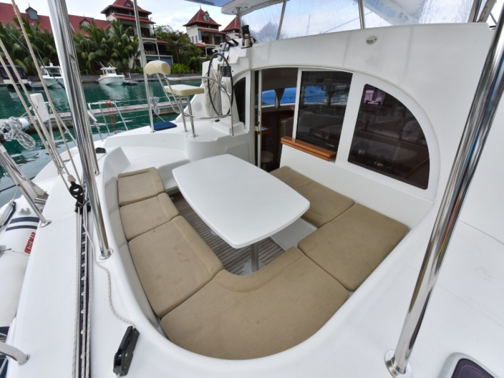 Bootverhuur Victoria goedkoop Lagoon 380