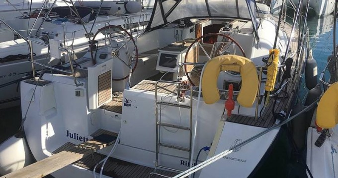 Jachthuur in Sukošan - Bénéteau Oceanis 46 via SamBoat
