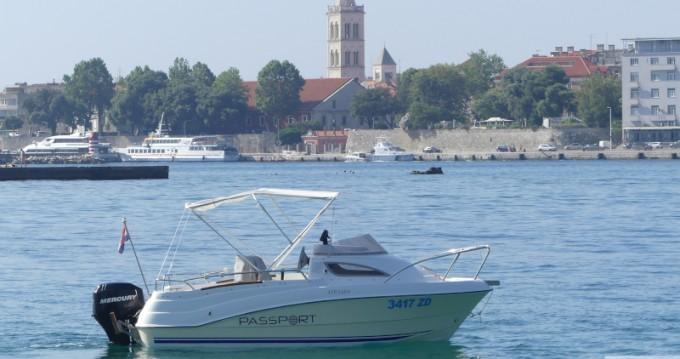 Bootverhuur Zadar (Provincie) goedkoop Passport 430 cabin