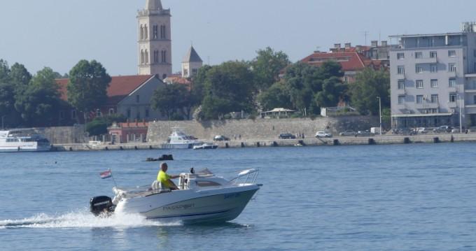 Huur Motorboot met of zonder schipper Quicksilver in Zadar (Provincie)