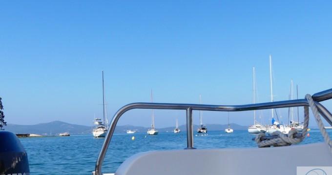 Quicksilver Passport 430 cabin te huur van particulier of professional in Zadar (Provincie)