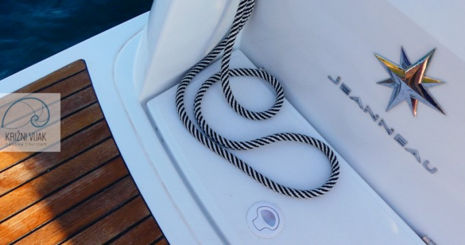 Verhuur Motorboot in Zadar - Jeanneau Merry Fisher 795