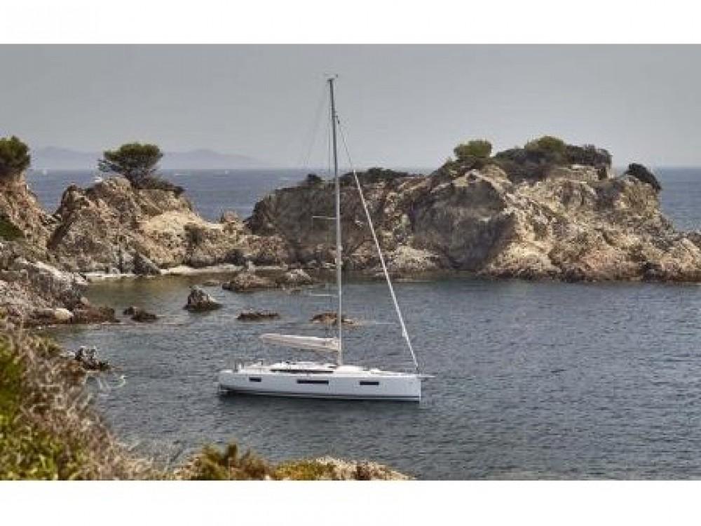 Jachthuur in Follonica - Jeanneau Sun Odyssey 440 via SamBoat