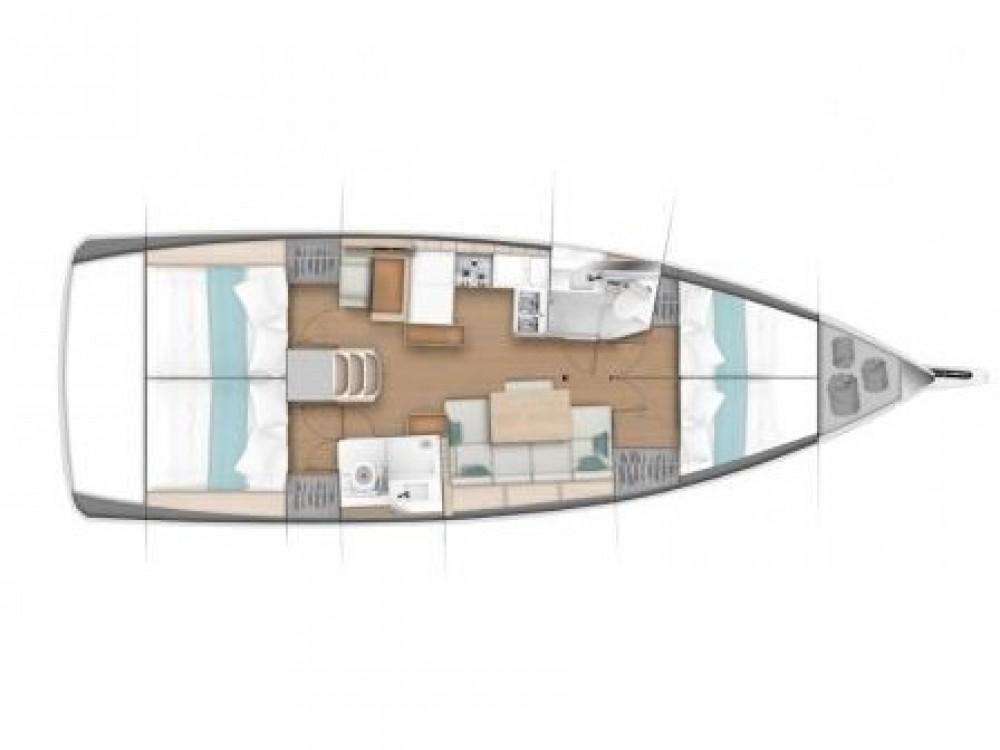 Huur Zeilboot met of zonder schipper Jeanneau in Follonica