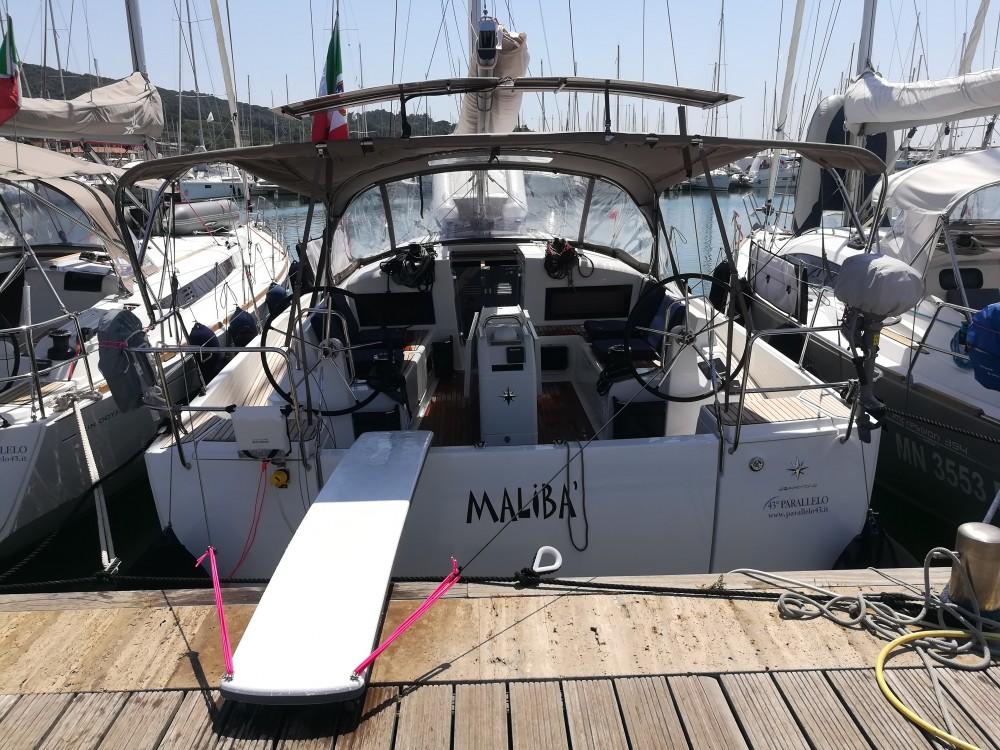 Jeanneau Sun Odyssey 440 te huur van particulier of professional in Follonica