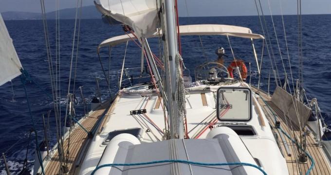 Bootverhuur Jeanneau Sun Odyssey 43 in Salerno via SamBoat