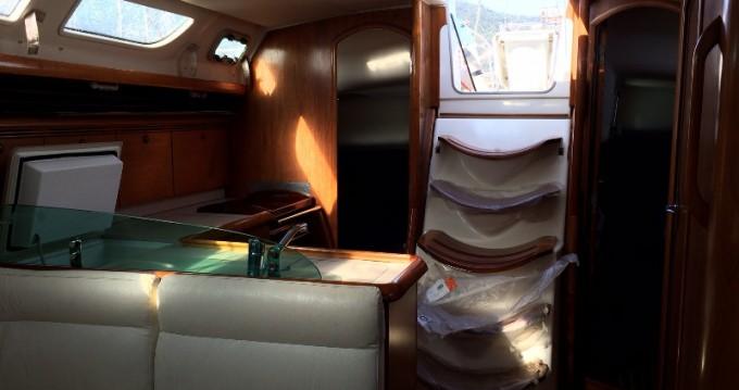 Bootverhuur Salerno goedkoop Sun Odyssey 43