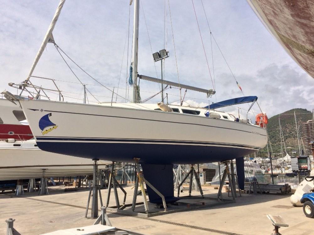 Jachthuur in Salerno - Jeanneau Sun Odyssey 37 via SamBoat