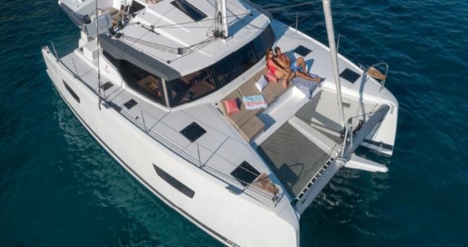Huur Catamaran met of zonder schipper Fountaine Pajot in Lefkada (Island)