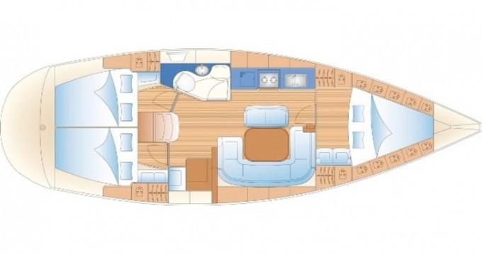 Huur Zeilboot met of zonder schipper Bavaria in Níkiti
