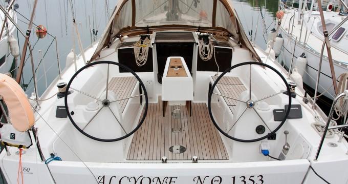 Zeilboot te huur in Níkiti voor de beste prijs