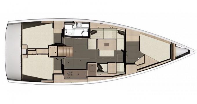 Huur Zeilboot met of zonder schipper Dufour in Níkiti