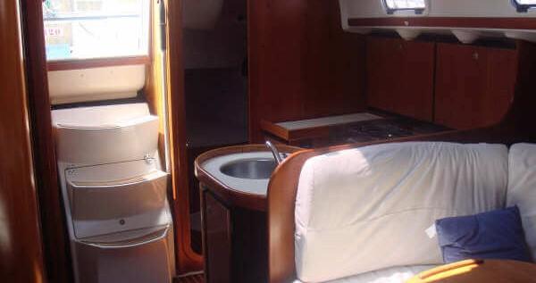 Verhuur Zeilboot Ronautica met vaarbewijs