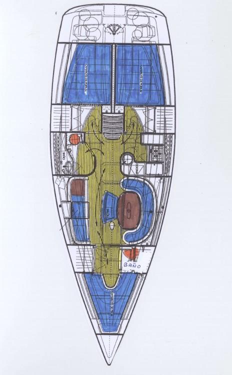 Bootverhuur  RO 400 in  via SamBoat