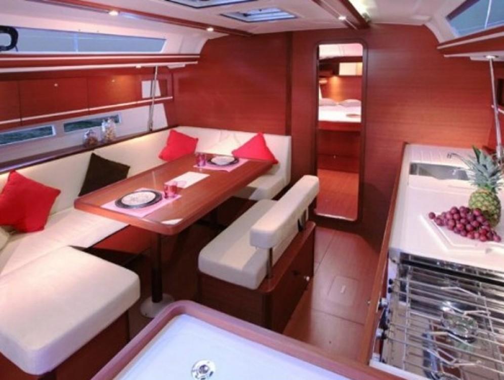 Dufour Dufour 450 GL te huur van particulier of professional in Capo d'Orlando