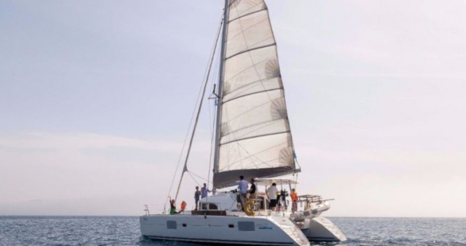 Verhuur Catamaran in Lávrio - Lagoon Lagoon 380 S2