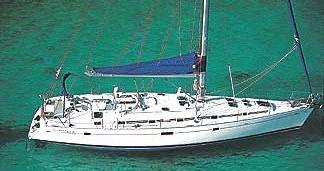 Verhuur Zeilboot in Lávrio - Bénéteau Sense 50