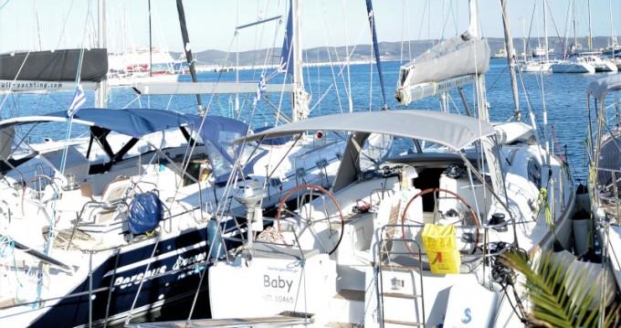 Zeilboot te huur in Lávrio voor de beste prijs