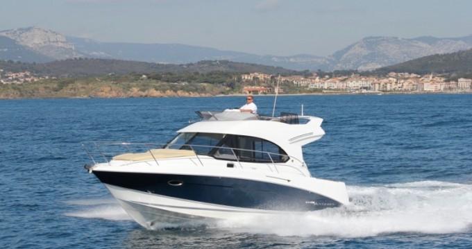 Verhuur Motorboot in Cannigione - Bénéteau Antares 32 Fly