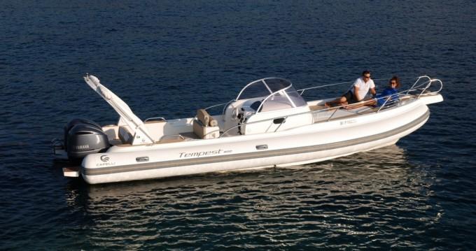 Verhuur Motorboot Cantieri met vaarbewijs