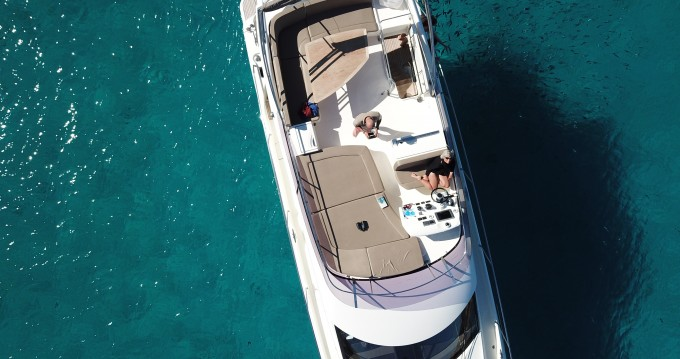 Jachthuur in Cannigione - Jeanneau Prestige 500 Fly via SamBoat